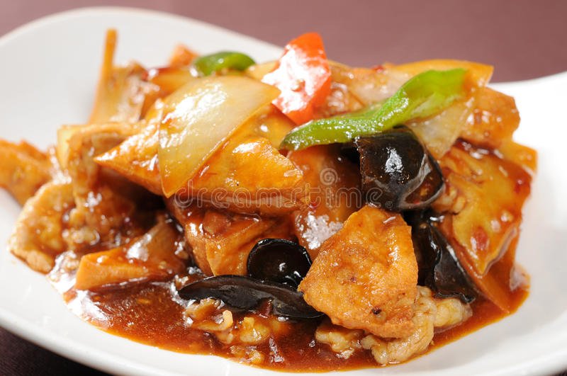 Chinese food. On the table royalty free stock images