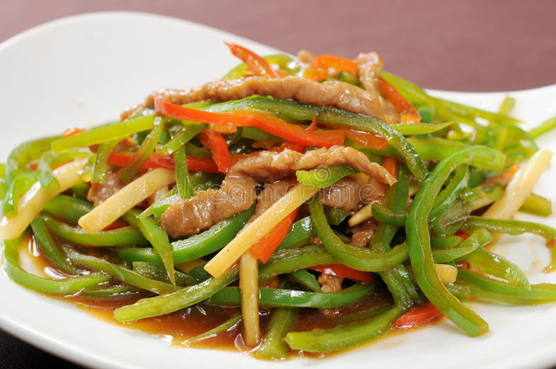 Chinese food. On the table royalty free stock photos