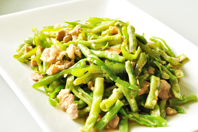 Download Chinese food stock image. Image of spice, bean, long - 25283315