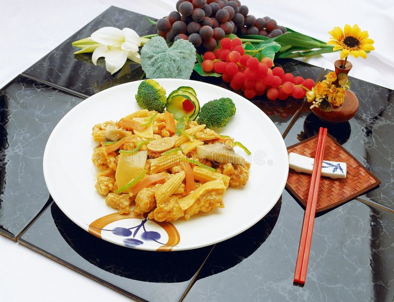 Download Chinese Food stock image. Image of baby, grapes, chopsticks - 670513