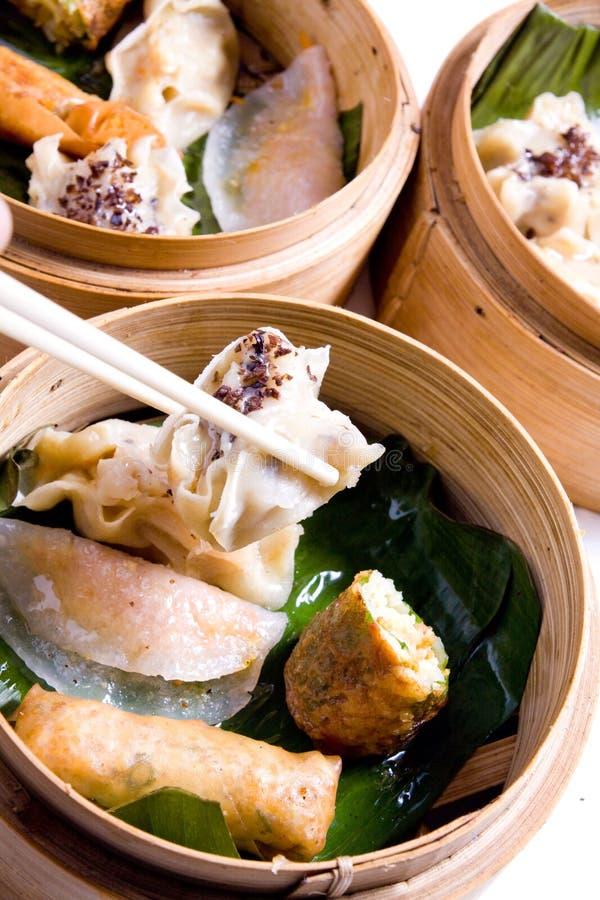 Chinese Food, Dim Sum Stock Image