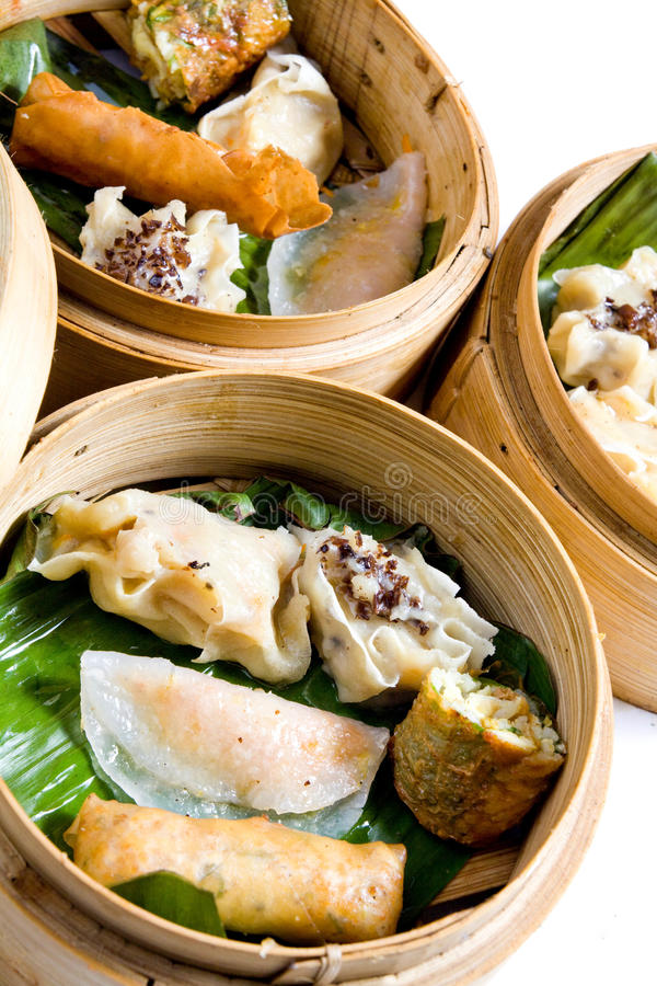 Download Chinese food, Dim Sum stock photo. Image of lunch, breakfast - 22561812