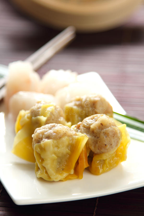 Download Chinese food [Dimsum ] stock image. Image of bamboo, boiled - 21064255