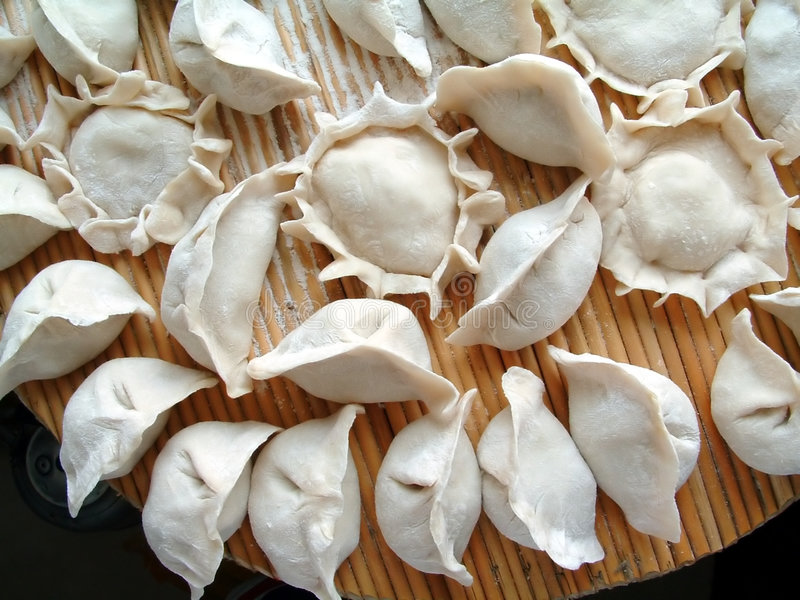 Download Chinese Food Of Dumpling(Jiaozi) Stock Image - Image: 175943
