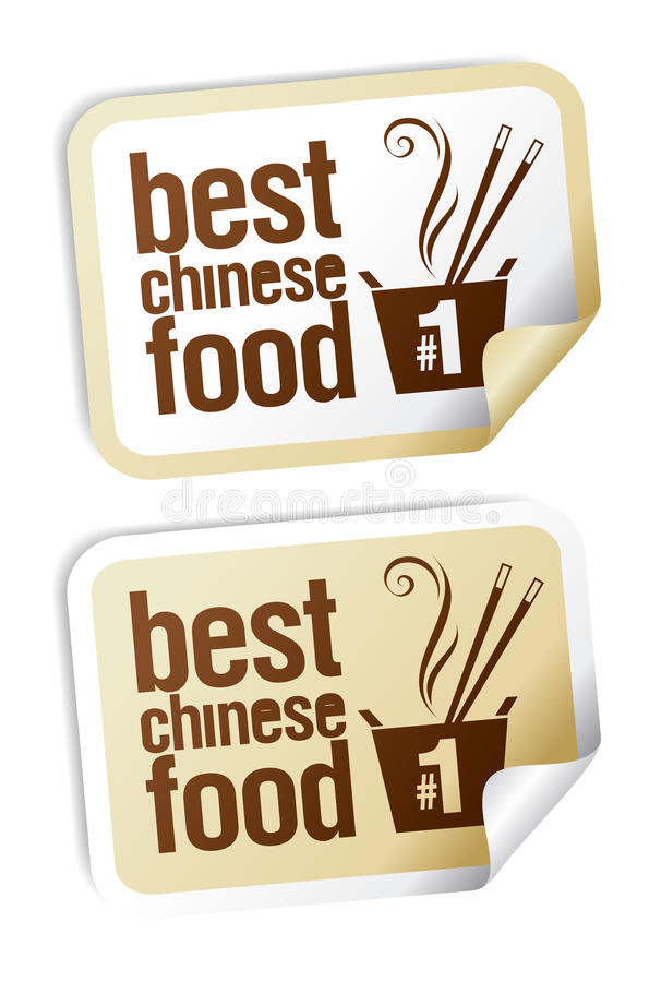 Download Chinese Food Stickers. Royalty Free Stock Image - Image: 26514746