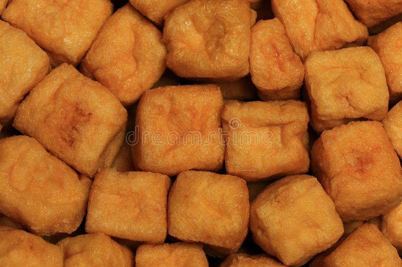 Chinese food: Tofu bubble royalty free stock photography