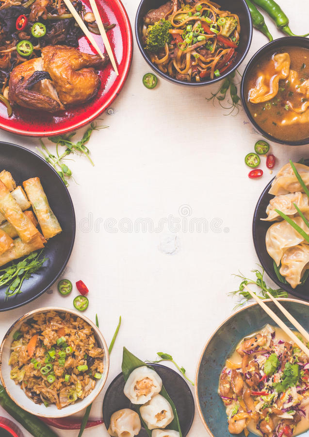 chinese food background - photo #13