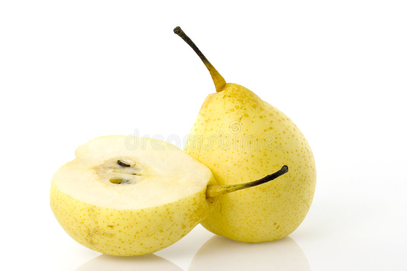 Chinese Fragrant Pear Royalty Free Stock Image