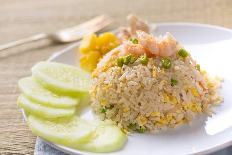 Asian nasi goreng