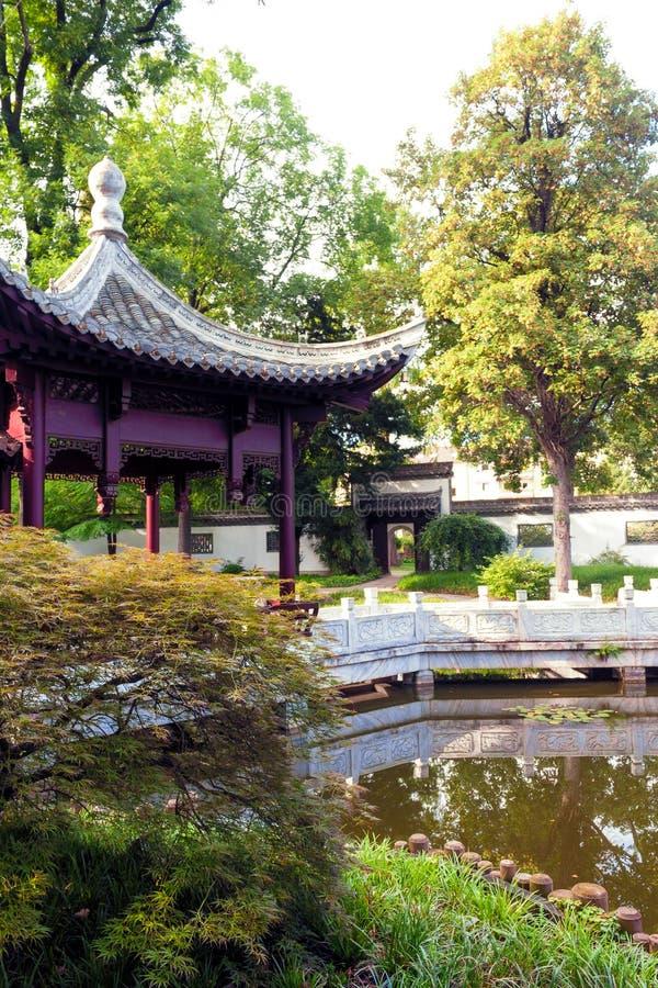 China Garden Frankfurt