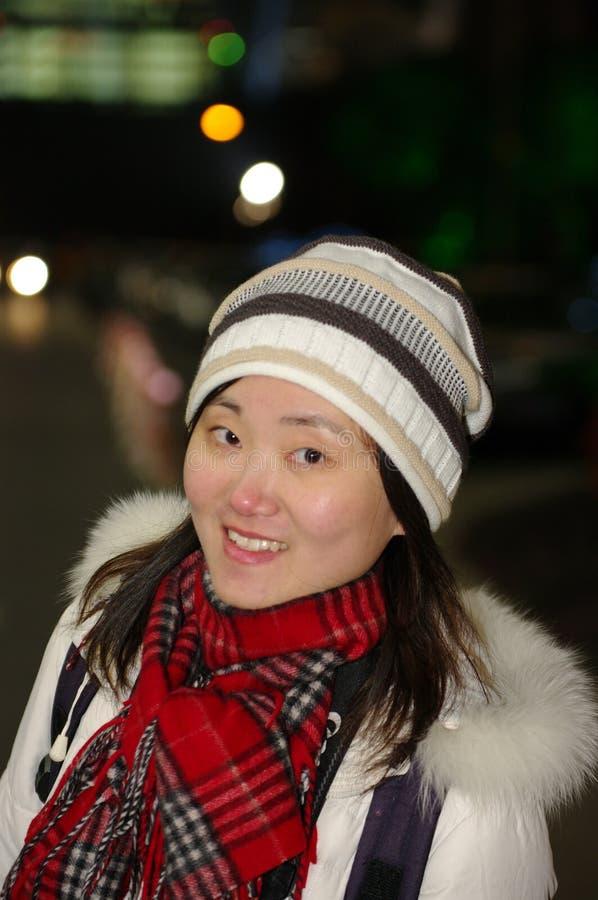 Free Chinese Girl Royalty Free Stock Photo - 13791925