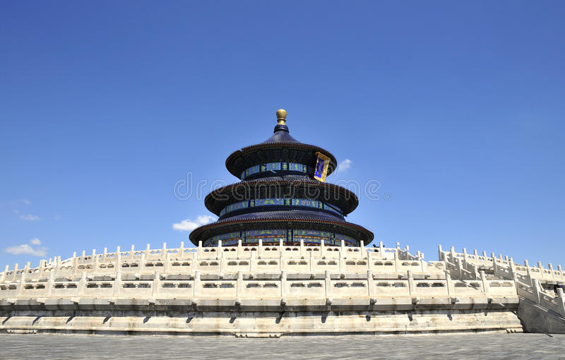 Chinese great pavilion royalty free stock image