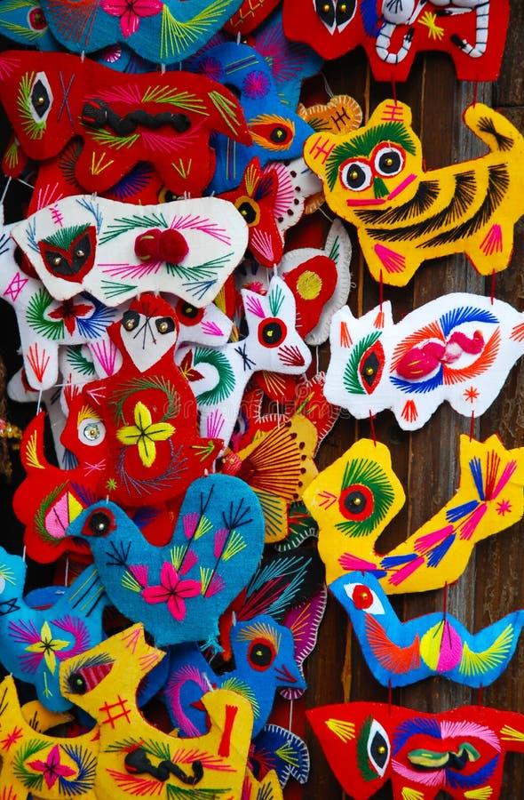 Chinese Handicrafts Royalty Free Stock Photo