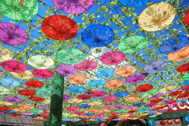 Chinese handmade oilpaper umbrella