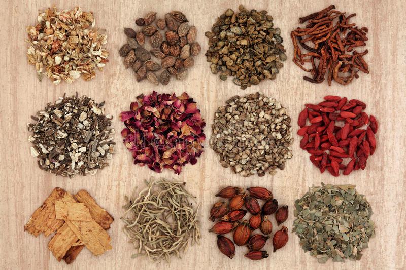 Download Chinese Herbal Health Stock Photos - Image: 37649843