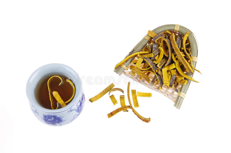 Chinese herbal medicine royalty free stock photos