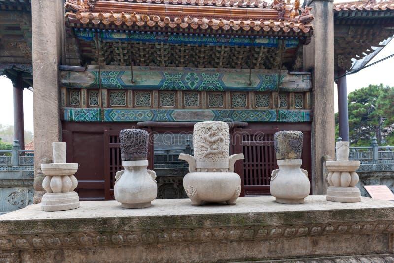 Chinese Heritage Royalty Free Stock Photos