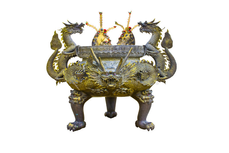 Download Chinese Historic Sculptured Ashtray Stock Image - Image: 27718421