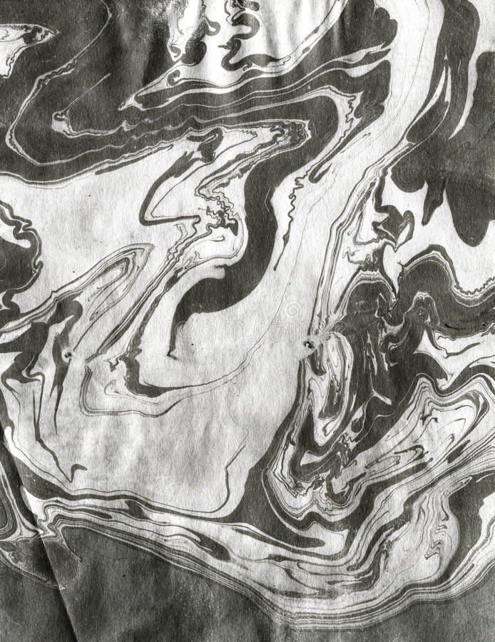 Chinese ink soft effect texture stock photography