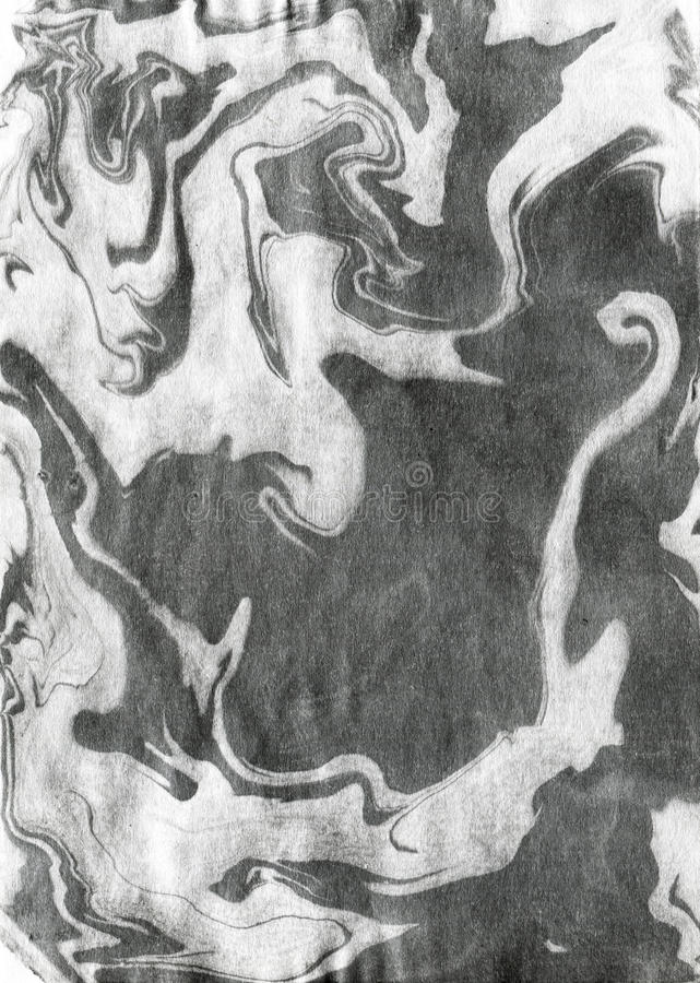 Chinese ink soft effect texture royalty free stock image