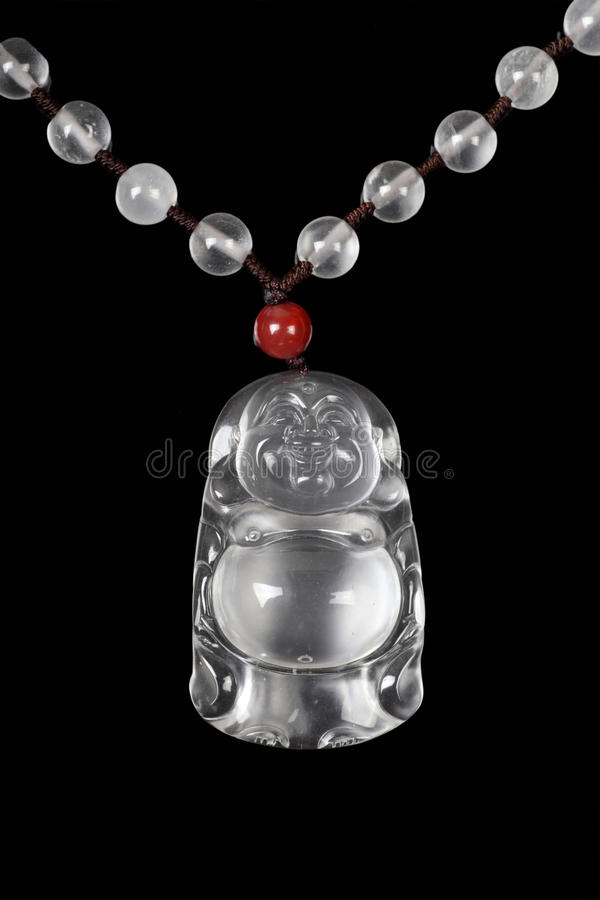 Chinese jade pendant royalty free stock images