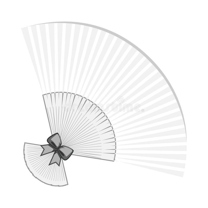 Download Chinese,japanese Fan Vector Illustration Stock Photography - Image: 7411982