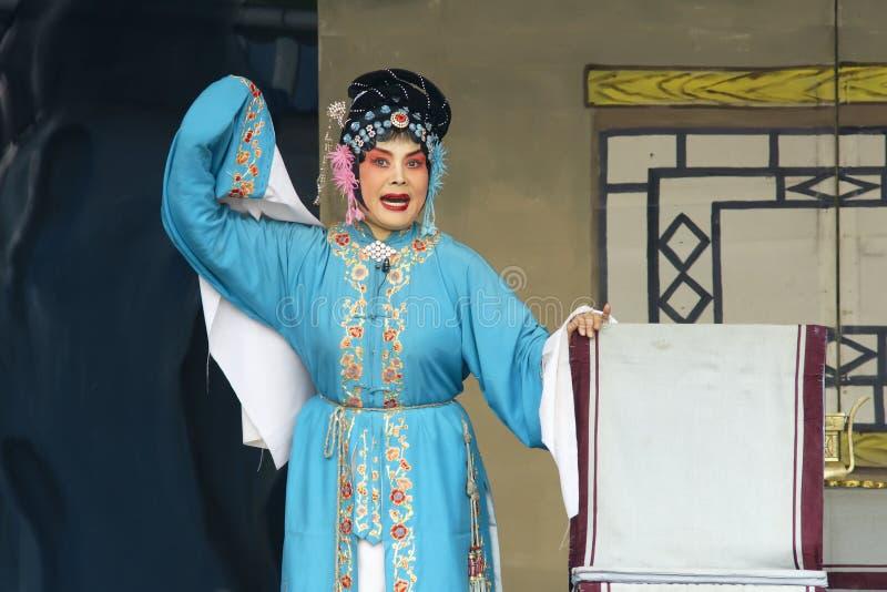 Chinese Jin Opera Editorial Stock Photo