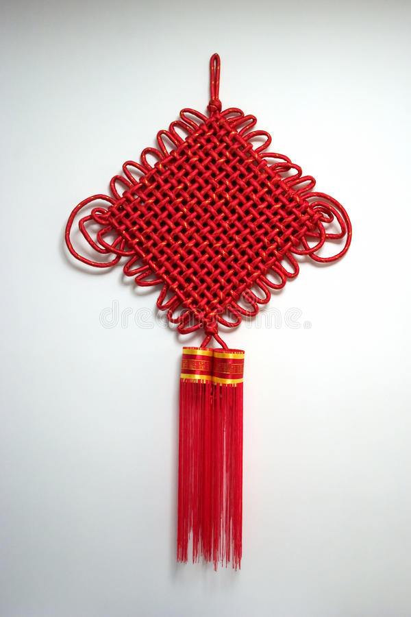 Chinese knot stock images