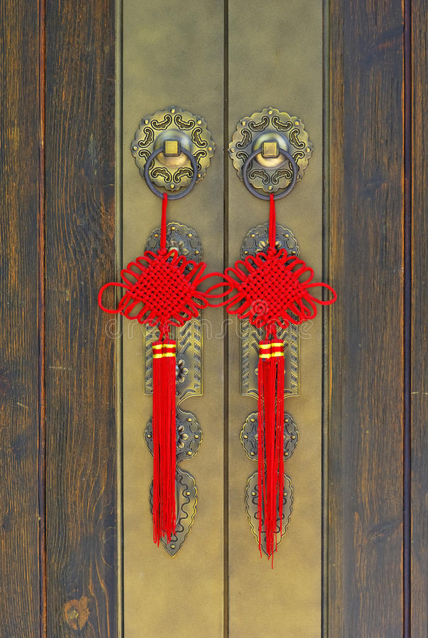 Download Chinese knot stock photo. Image of string, door, culture - 24566186
