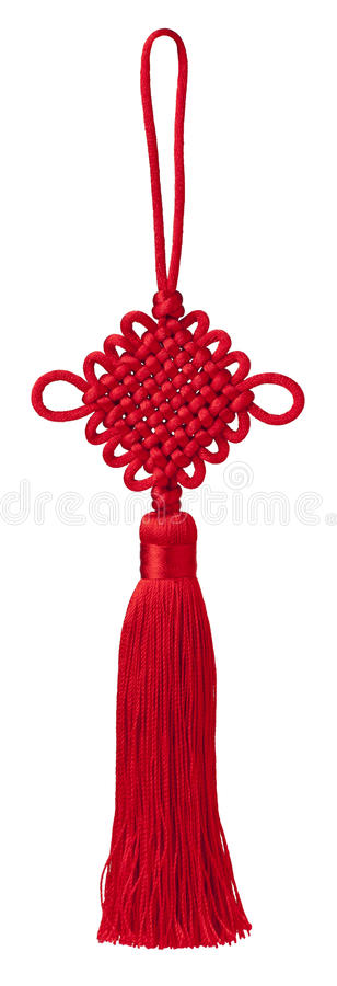 Download Chinese knot stock image. Image of decoration, ribbon - 27414721