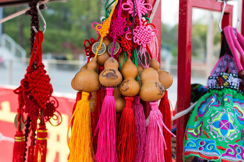 Chinese knotting stock photography