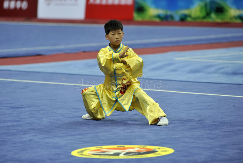 CHINESE KUNGFU, TRUE MARTIAL ARTS royalty free stock images