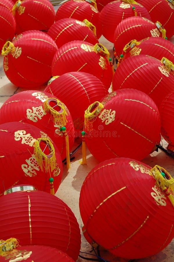 Chinese lantaarn royalty-vrije stock foto