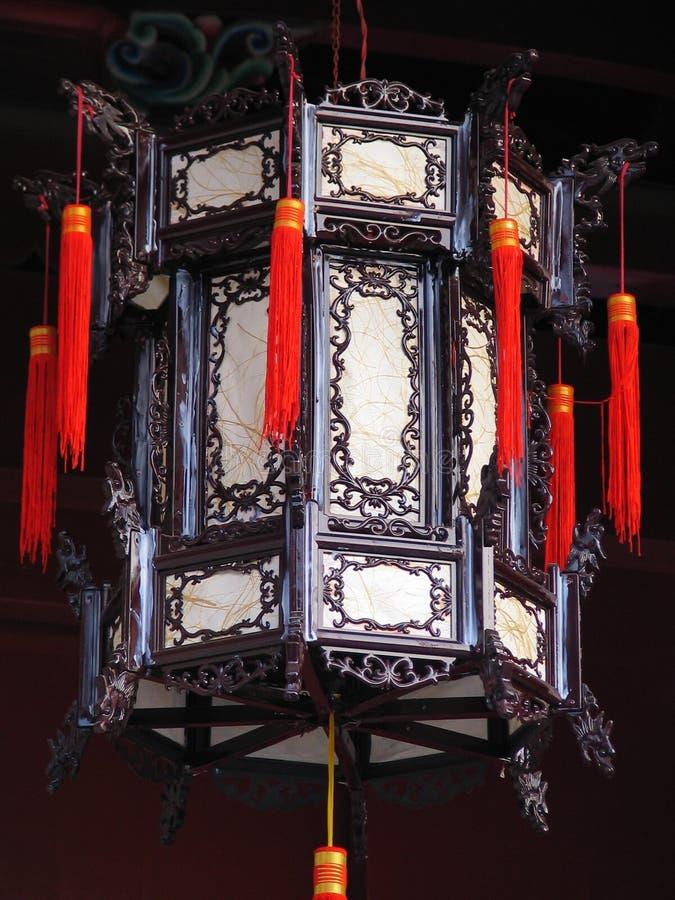 Chinese lantaarn stock fotografie