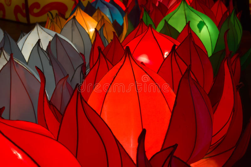 The Chinese lantern. royalty free stock photo