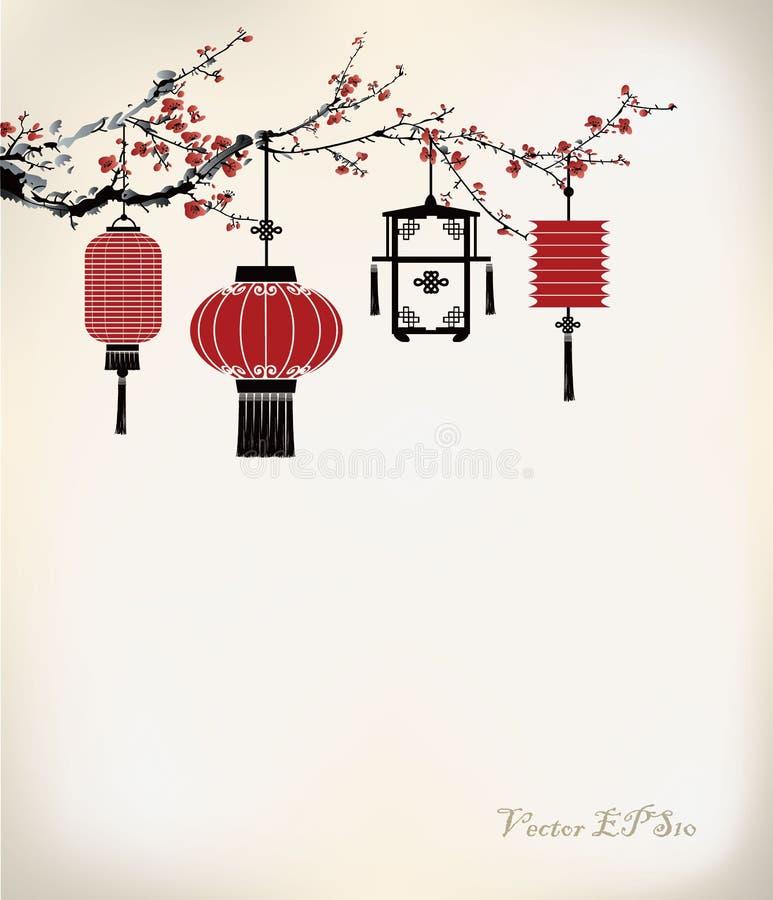 Free Chinese Lantern Royalty Free Stock Photo - 46330425