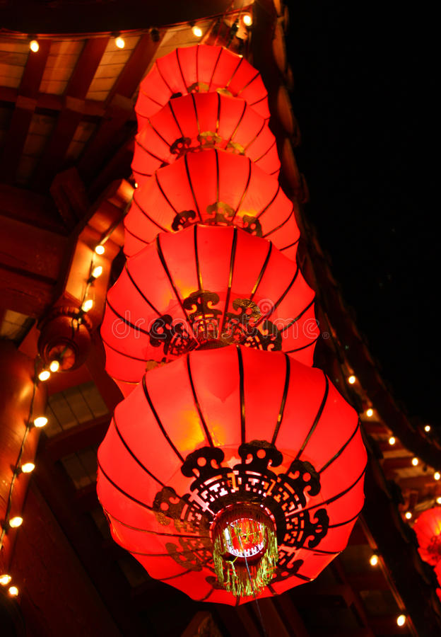 Download Chinese lanterns stock image. Image of festival, design - 12002653