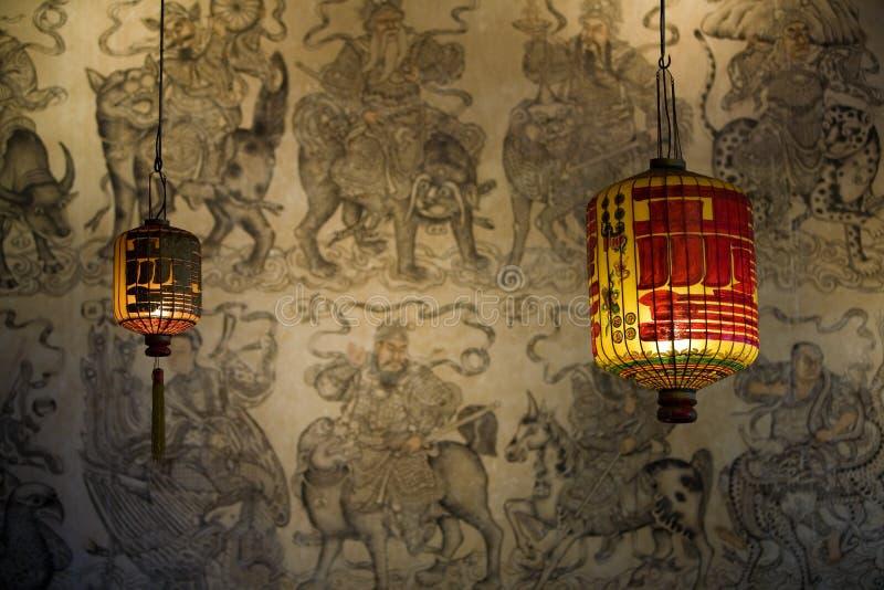 Download Chinese lanterns stock image. Image of illuminate, asia - 4263171