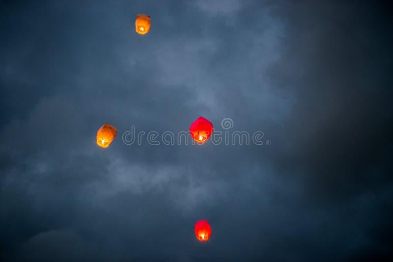 Chinese Lanterns stock photography