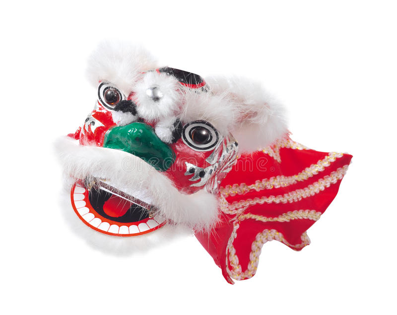 Download Chinese Lion stock photo. Image of festive, design, isolated - 27179496