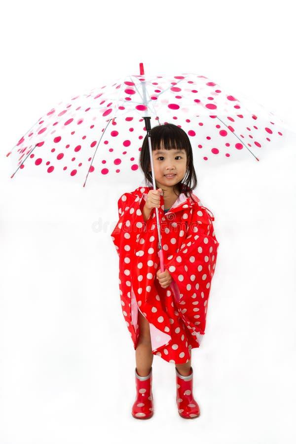 Asian Beauties Candy Umbrella And Raincoat Dvdtrailertube 1
