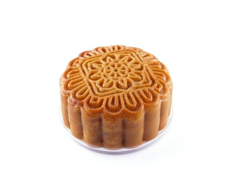 Chinese maancake stock foto