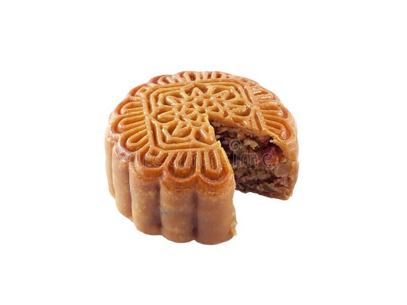 Chinese maancake stock afbeeldingen