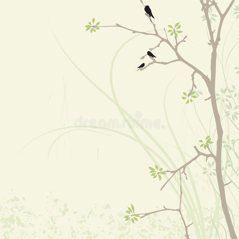 Download Chinese Magic Flower Background Stock Illustration - Illustration of modern, creative: 13430076