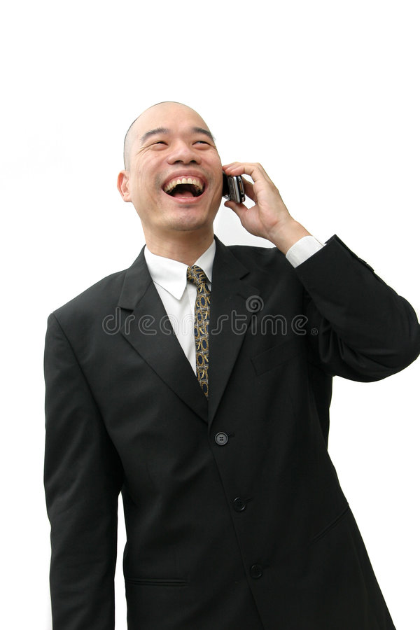 Download Chinese man in suit stock image. Image of minority, businessman - 500003