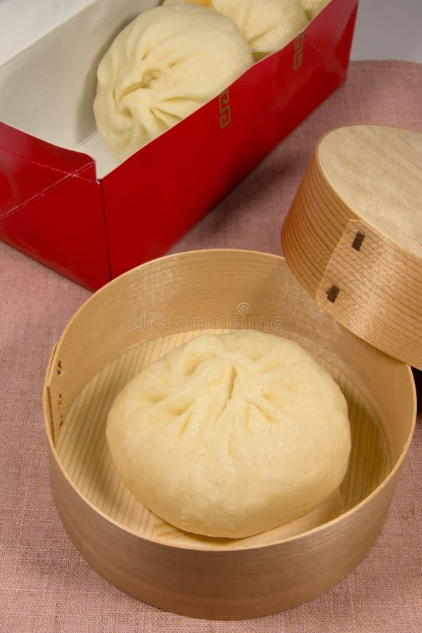 Chinese Manju van de specialiteit van Osaka stock afbeeldingen