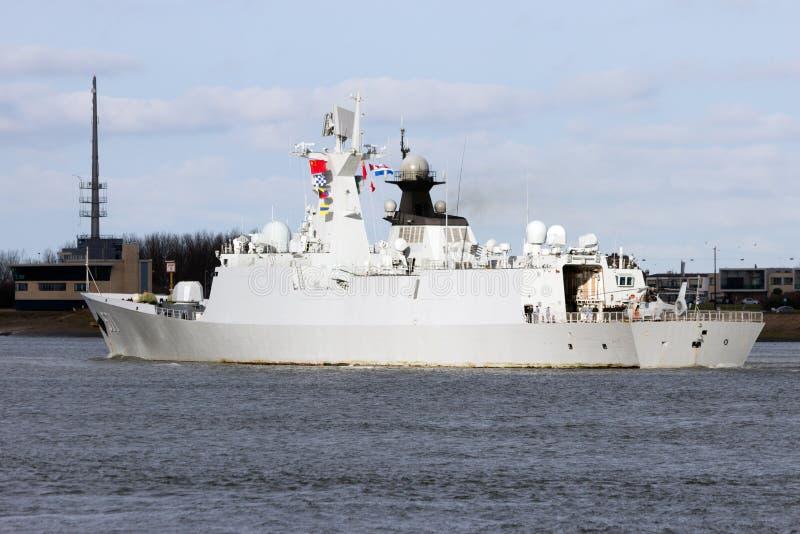 Chinese Marine royalty-vrije stock fotografie