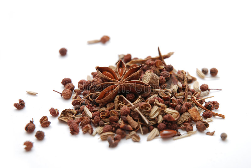 Chinese Master Spice royalty free stock photos