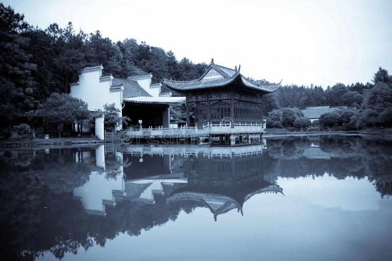 Download Chinese Ming Dynasty Mansion Stock Photo - Image: 14414838