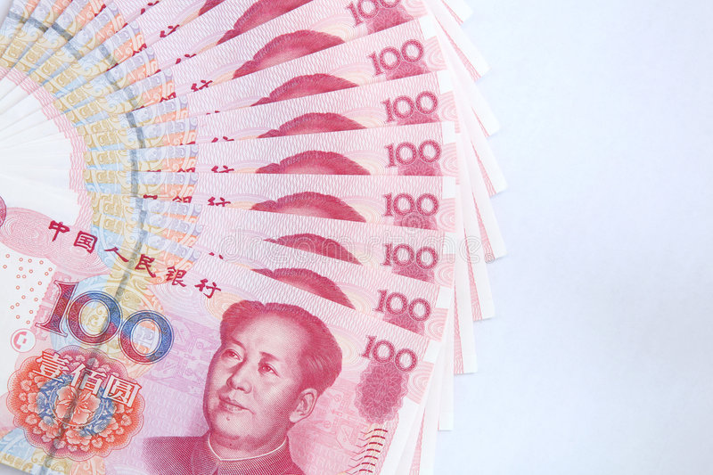 Download Chinese money stock image. Image of over, wealth, exchange - 1923297